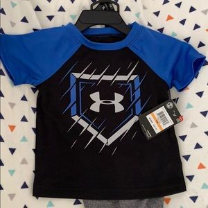 Under Armour Boys WarmUp Suit